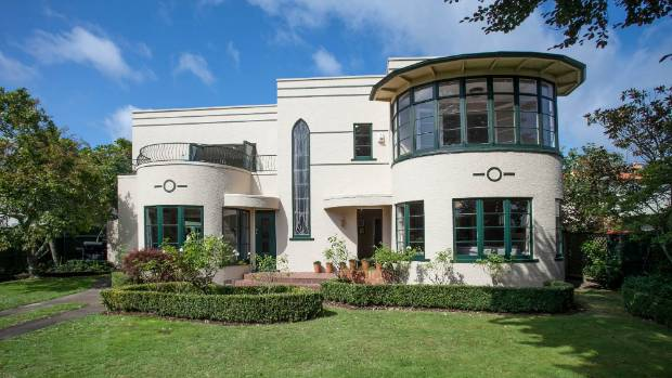 Art Deco Beauty For Sale In Hamilton Sits High Above The