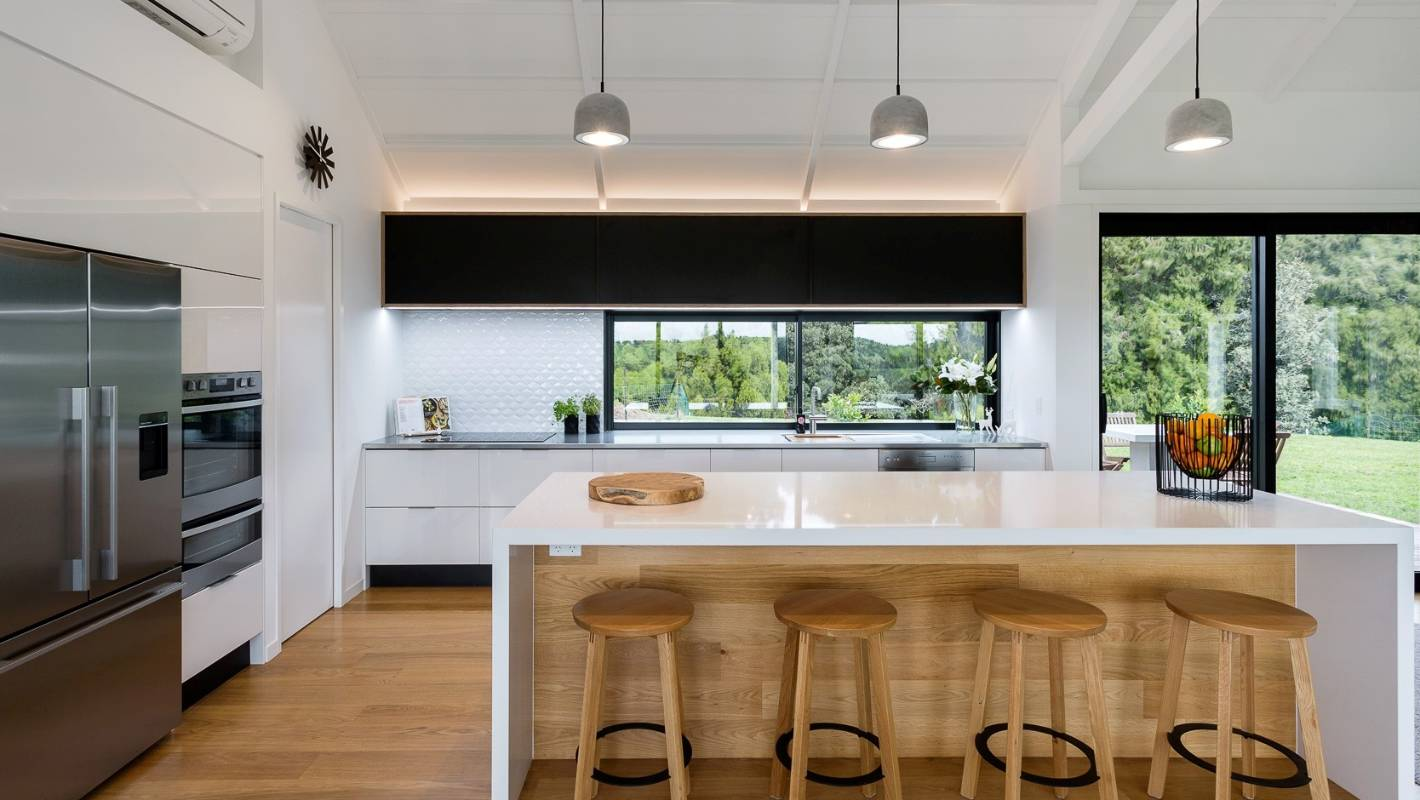 Design Parallel Ideas Kitchen