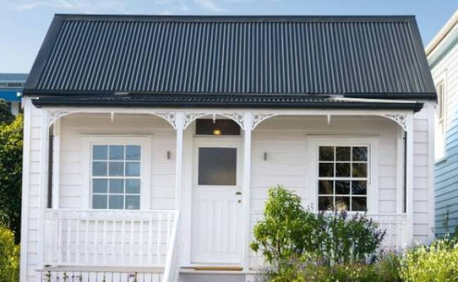 House Of The Week Tiny Auckland Home Where The