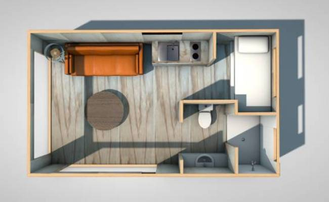 George Clarke Follows Young Couple S Tiny House Build In