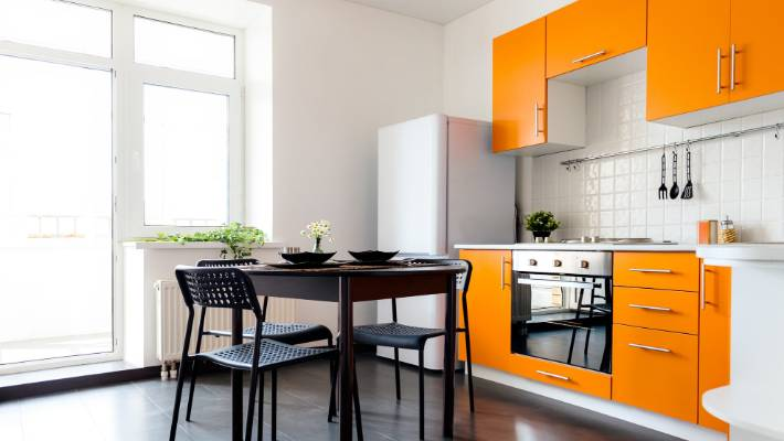 How to spruce up your kitchen cabinets on the cheap