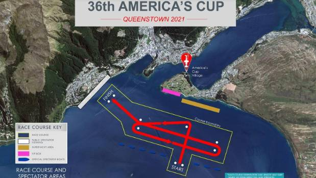 Plans Afoot To Host 2021 Americas Cup In Queenstown