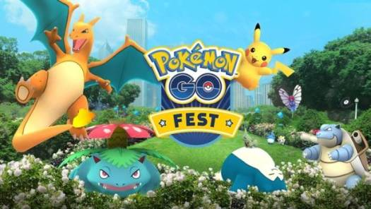 The world's first Pokemon Go Fest was not as happy-looking a place as this.
