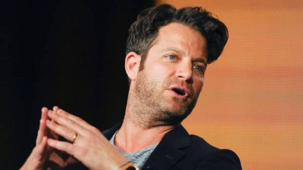 """American Dream Builders"" Executive Producer and host Nate Berkus takes part in a panel discussion at the NBC portion of ..."