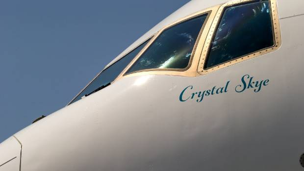 Crystal's operation is customer service at a level most passengers may barely imagine.