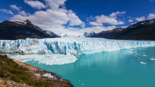 Patagonia, where wind, ice, rain and glaciers create a startling landscape that has an undeniable sense of fury and finality.