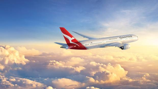 Qantas will service its non-stop Perth to London flights with the Boeing 787-9 Dreamliner.