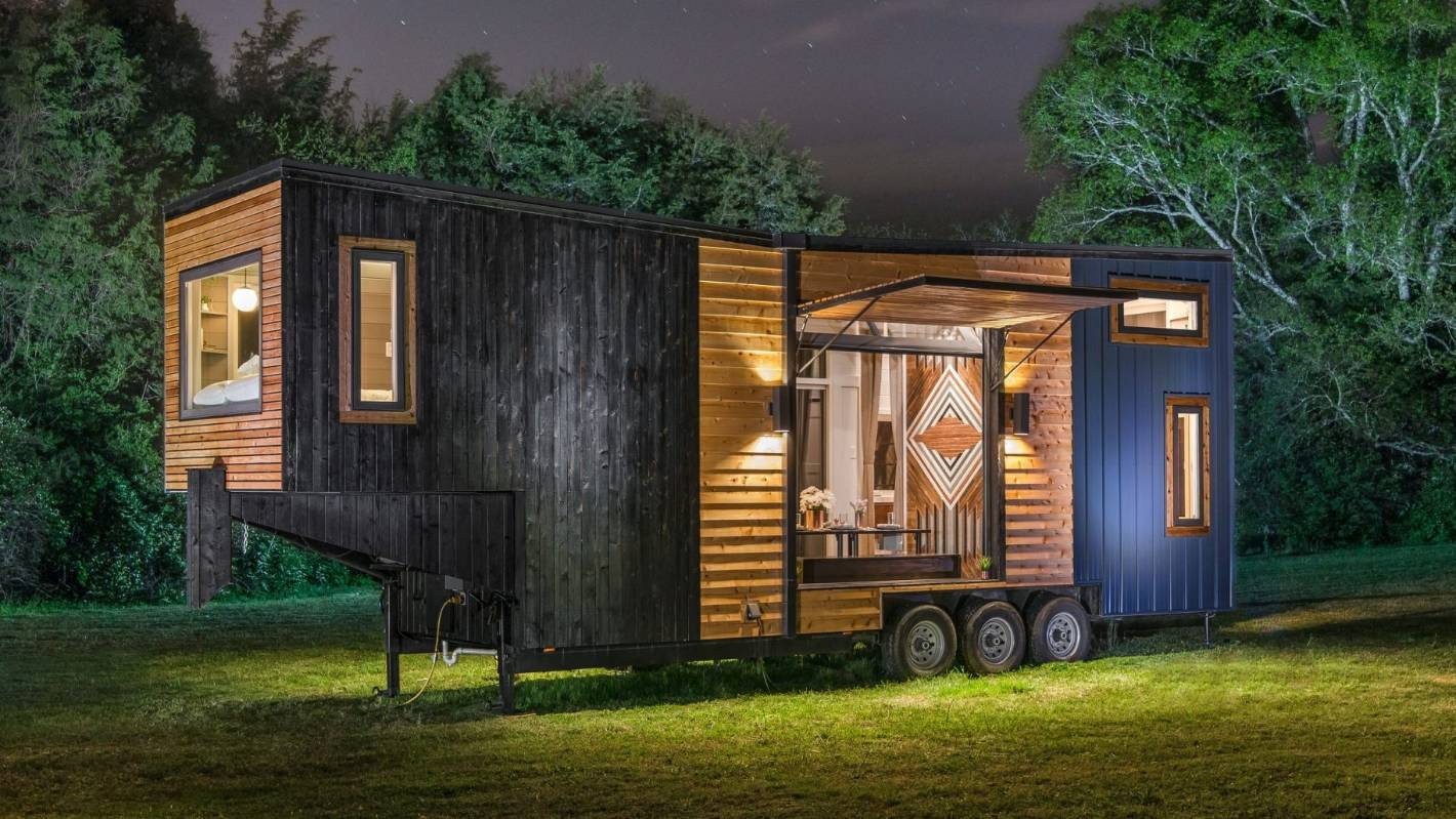 Top Six Tiny Houses That Captured Our Hearts In 2017