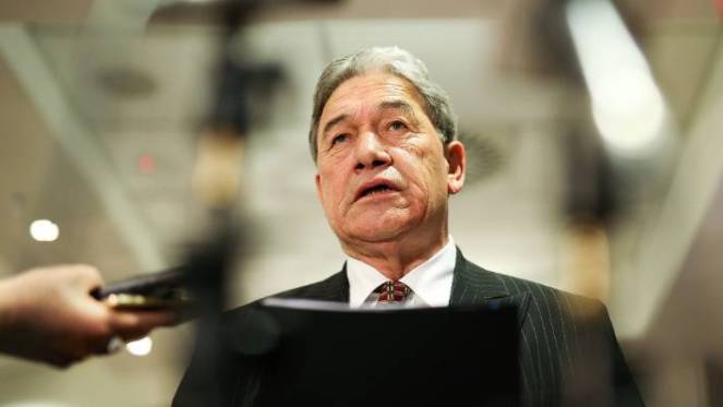 If Gerry Brownlee wanted an Iranian diplomat expelled over a hate-speech delivered in June, why didn't he do it himself, says Foreign Minister Winston Peters.