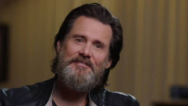 Jim Carrey On Losing Himself Inside Andy Kaufman And Reliving It For Documentary