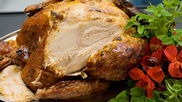 The roast turkey is a tough challenge to cook well but the skills and tips are passed from generation to generation.