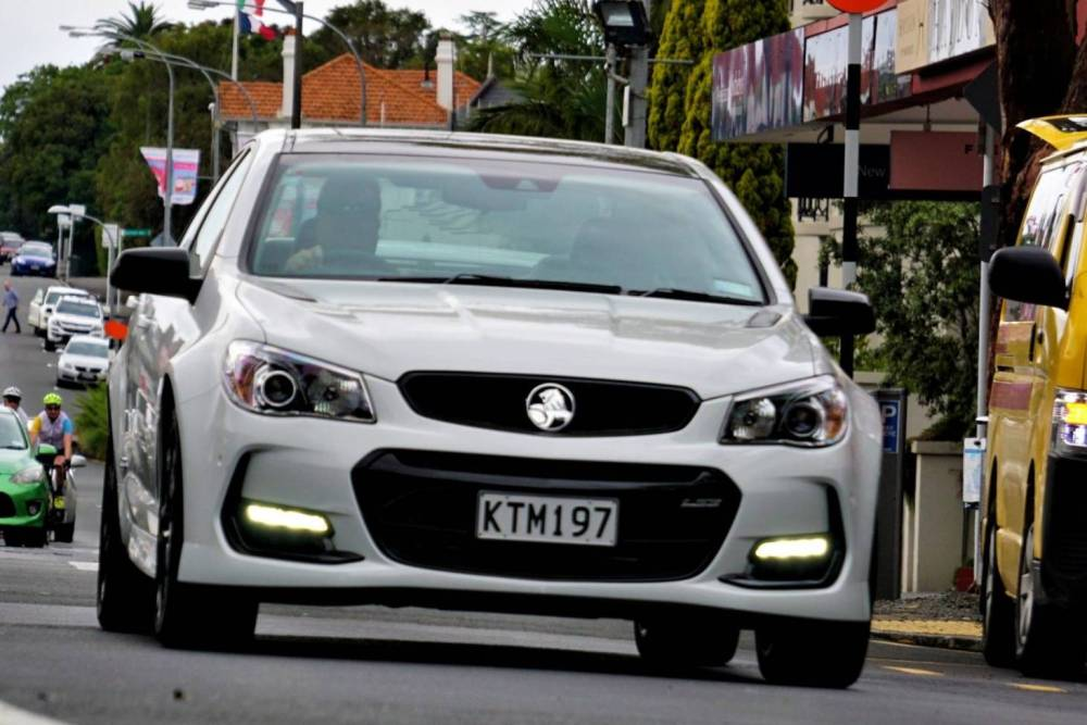medium resolution of can the earth sustain commuting in a holden commodore ss v redline