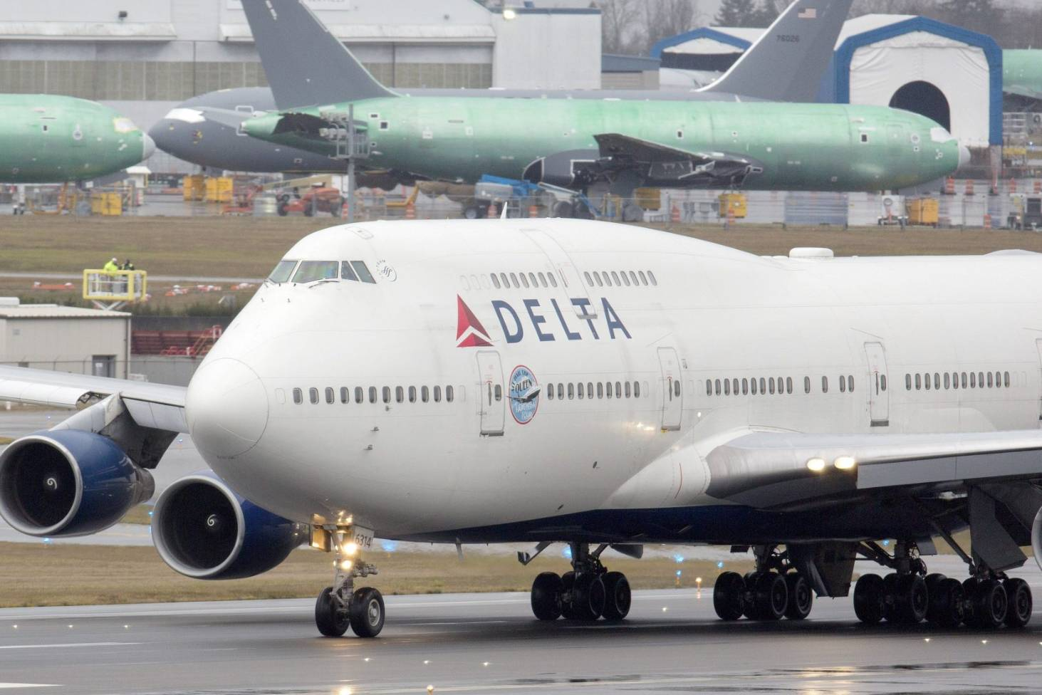boeing 747 why the