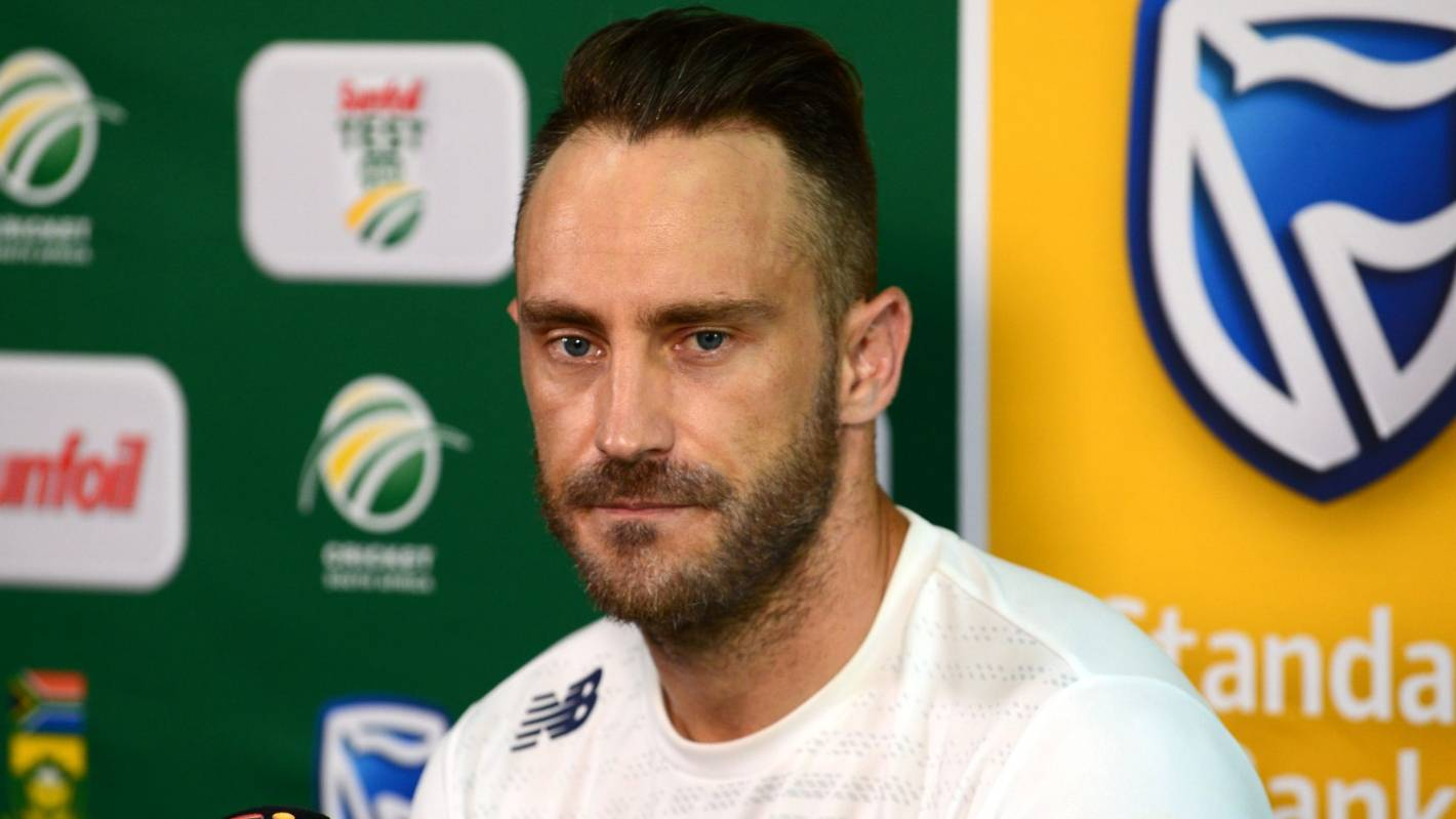 Faf Du Plessis Questions Icc S Demerit System As Kagiso Rabada Cops Series Ban