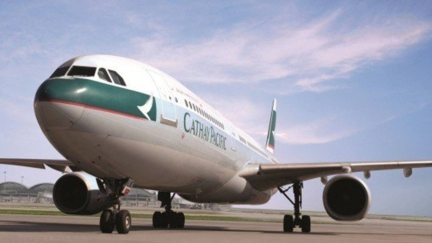 Airline review: Cathay Pacific A330 Business Class. Sydney to Hong Kong | Stuff.co.nz