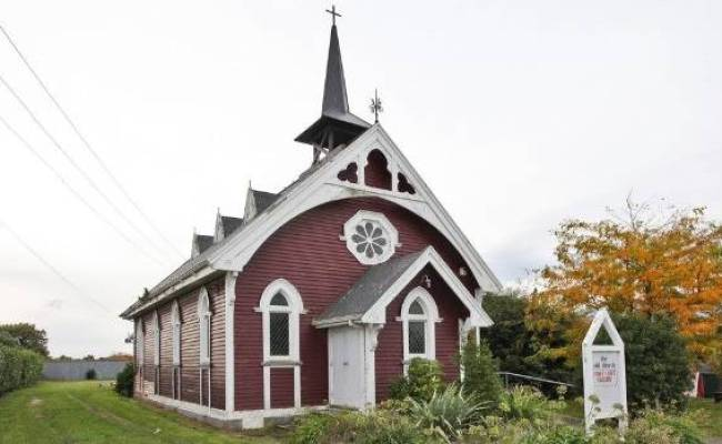 Century Old Dunsandel Methodist Church Looking For A New