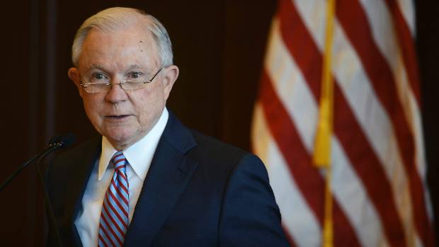 """US Attorney General Jeff Sessions was allegedly ridiculed by Trump behind his back:  """"This guy is mentally retarded. ..."""
