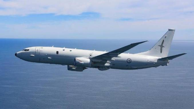 The Boeing P-8A Poseidon maritime patrol planes (pictured) will replace a fleet of retiring P-3K Orions.