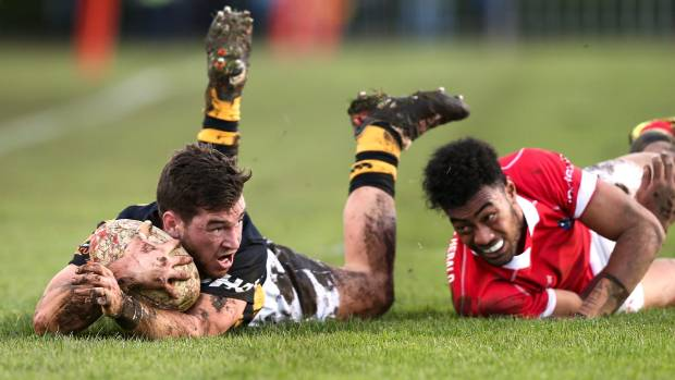 Taranaki first five-eighth Daniel Waite scored 21 points in the team's Ranfurly Shield defence on Saturday.
