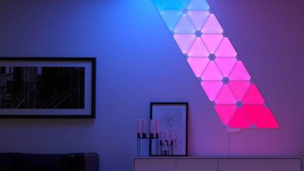Make your home reflect your mood with smart lighting