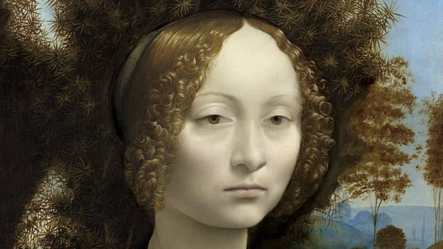 Leonardo Da Vinci S Only Painting In The Americas Arrived