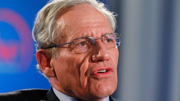 Former Washington Post reporter Bob Woodward's book - should you believe what's written in it - proves the US president ...