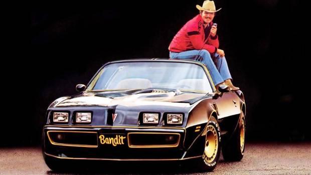 Burt Reynolds Best And Worst Car Movies Stuff Co Nz
