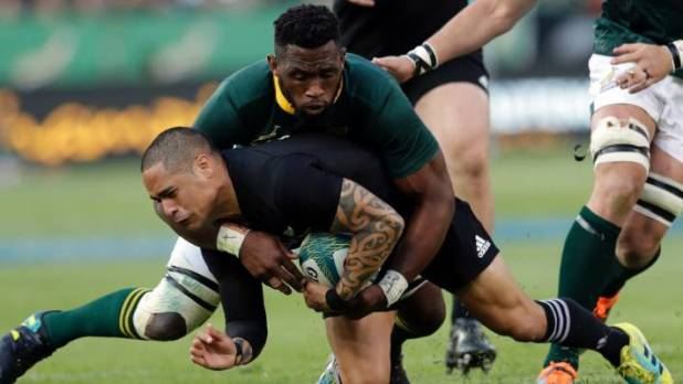 Aaron Smith, who has been in the 80's for All Blacks since 2012, will be left unfinished on Sunday morning.