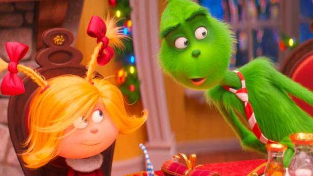 Benedict Cumberbatch even admits that the Grinch justified the decision to play gifts from children