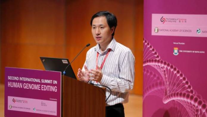 Professor He Jiankui claims to have made the world's first gene-edited babies.