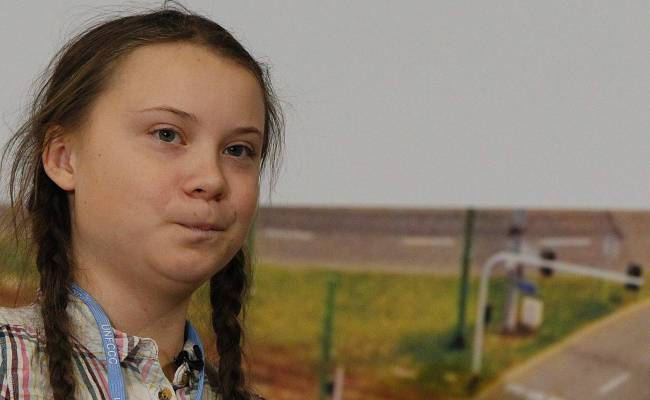 Teen Activist Tells World Leaders They Re Behaving Like