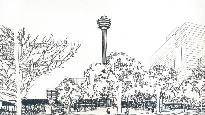 Victoria Square Tower: the project that divided