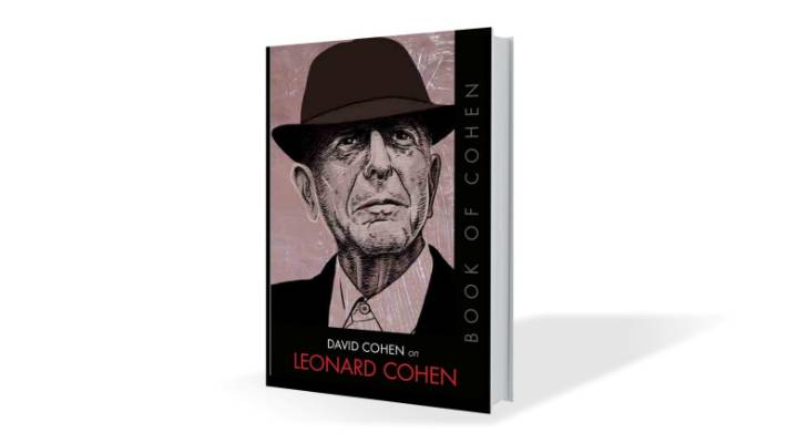 Cohen on Cohen. David, the Kiwi author, has written about his life in the shadow of a rather more famous namesake, Leonard.