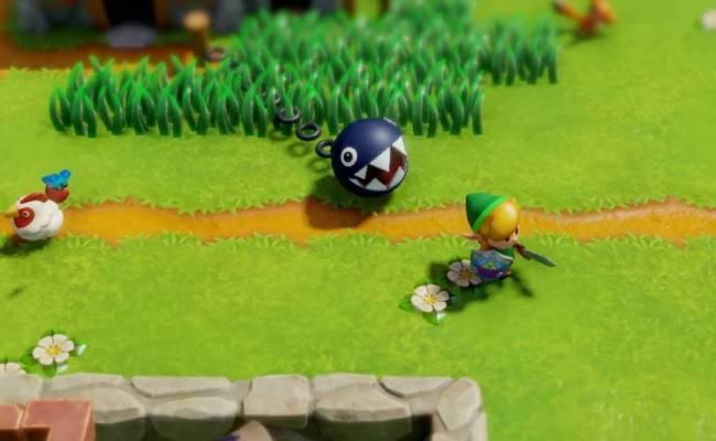 Nintendo Direct New Zelda Remake Mario Maker And
