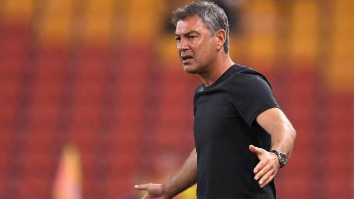 The news of Mark Rudan's departure broke out in the hours leading up to the collision with Brisbane on Friday night.