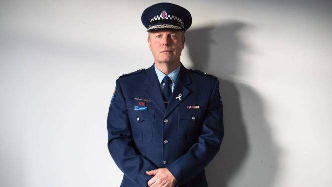 Canterbury district commander Superintendent John Price says the actions and behaviour of some people has concerned police.