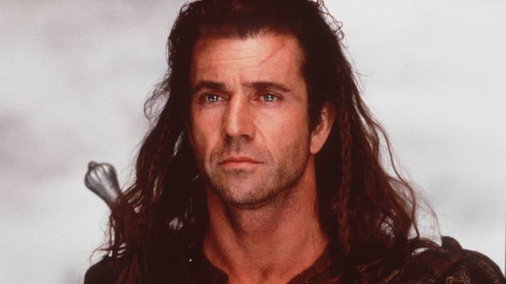 Mel Gibson was at the peak of his powers in Braveheart.