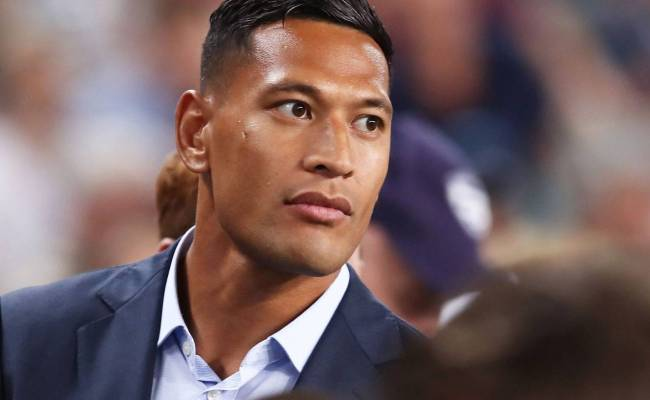 Rugby Australia Boss Sacked Israel Folau After Parental
