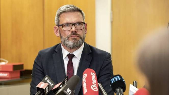 Immigration Minister Iain Lees-Galloway says INZ is committed to helping victims of forced marriage.