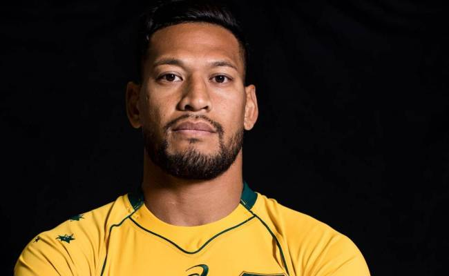 Israel Folau And Rugby Australia Called On To Settle Their