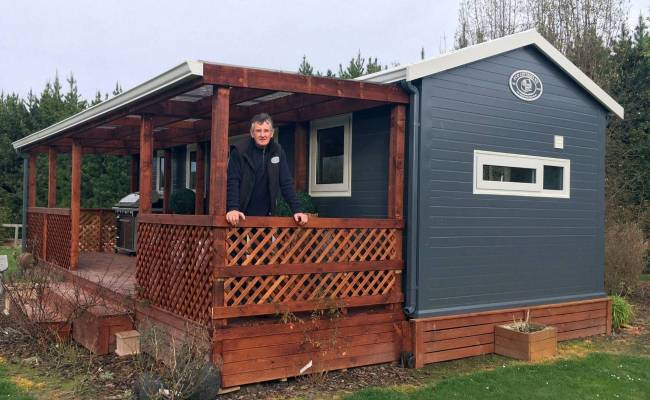 Tiny House Maker Facing Uncertain Future From Waimakariri