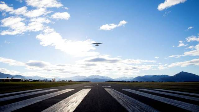 Queenstown Lakes mayor Jim Boult wants flights to Christchurch and Auckland from Wanaka Airport.