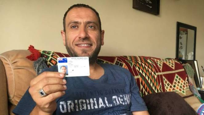 Saqr Dokhan, 44, came to New Zealand to support his sister, Manal, who had two heart attacks when her husband was killed in Al Noor mosque on March 15. He recently managed to pass the tests needed for a driver's licence, but limited English stops him from being able to work and support his family.