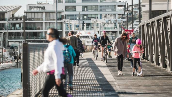 Bike and pedestrian priority projects could make the cut.