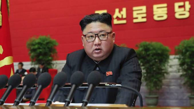 North Korea leader Kim Jong Un vows to improve ties with the world