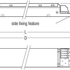 Tridonic T8 Ballast Wiring Diagram Cat 5 Telephone Pc Pro Lp Sl Fig 1