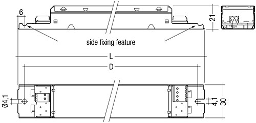tridonic t8 ballast wiring diagram solar panel for caravan pc top lp sl fig 1