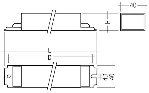 tridonic t8 ballast wiring diagram sony stereo wire harness pc tec 18 58 w product description