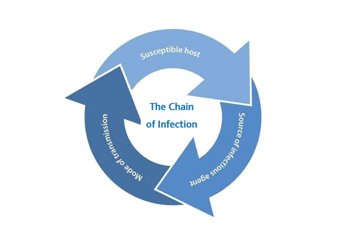 Controlling The Chain Of Infection