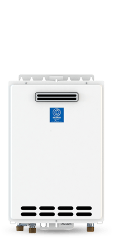Tankless Water Heater Non-Condensing Outdoor 199,000 BTU